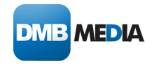 DMB Media Graphic Design Logo